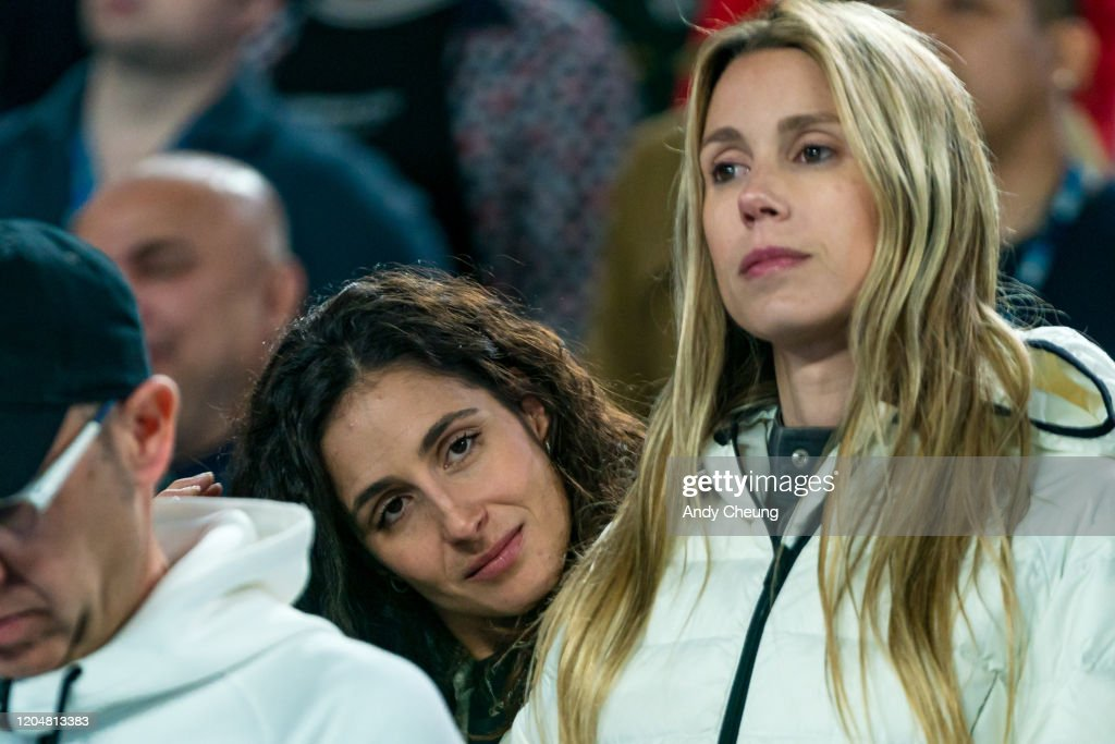 Rafael Nadal S Wife Maria Francisca Perello And Sister Maria Isabel News Photo Getty Images