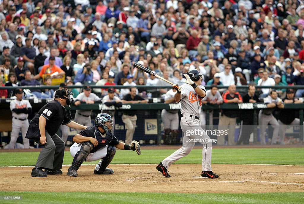 Baltimore Orioles v Seattle Mariners : News Photo