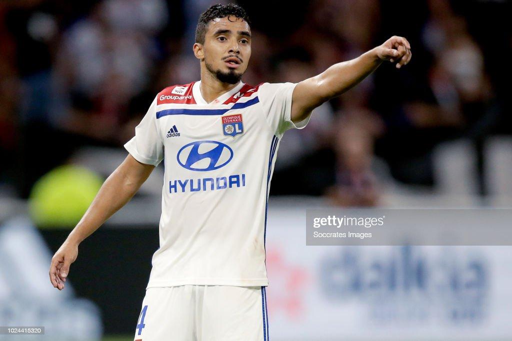 Olympique Lyonnais v RC Strasbourg - Ligue 1