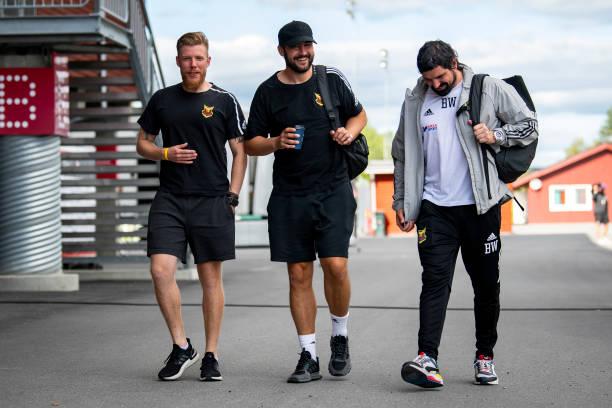 SWE: Ostersunds FK v IF Elfsborg - Allsvenskan