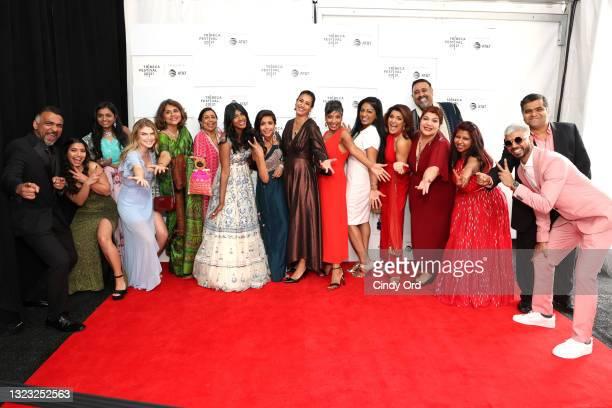 Rafael Sardina, Kayan Tara, Jia Patel, Christina Burdette, Romica, Priya Deva, writer/director Geeta Malik, Deepti Gupta, Richa Chandra, Rupal...