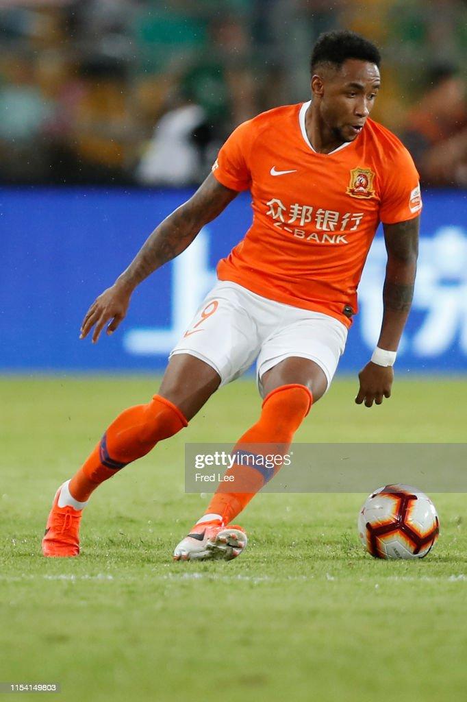 2019 China Super League - Beijing Guoan v Wuhan Zall : ニュース写真