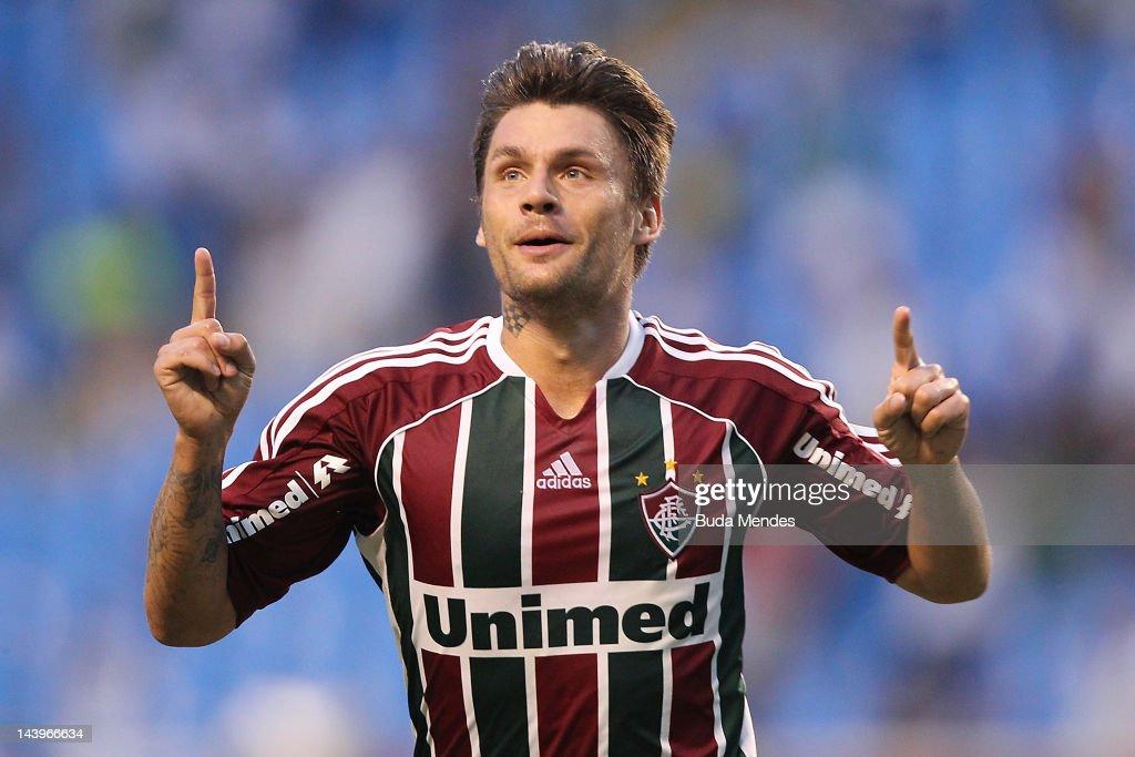 Fluminense v Botafogo - Campeonato Carioca 2012 - Final