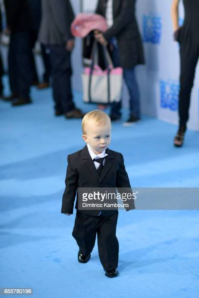 Rafael Thomas Baldwin attends 'The Boss Baby' New York Premiere at AMC Loews Lincoln Square 13 theater on March 20 2017 in New York City