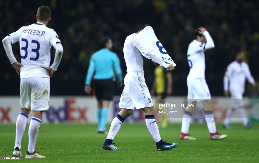 Borussia Dortmund v Atalanta Bergamo - UEFA Europa League