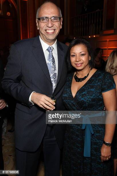 Rafael Toro and attend BALLET HISPANICO'S 40th Anniversary Spring Gala at The Plaza on April 19 2010 in New York City