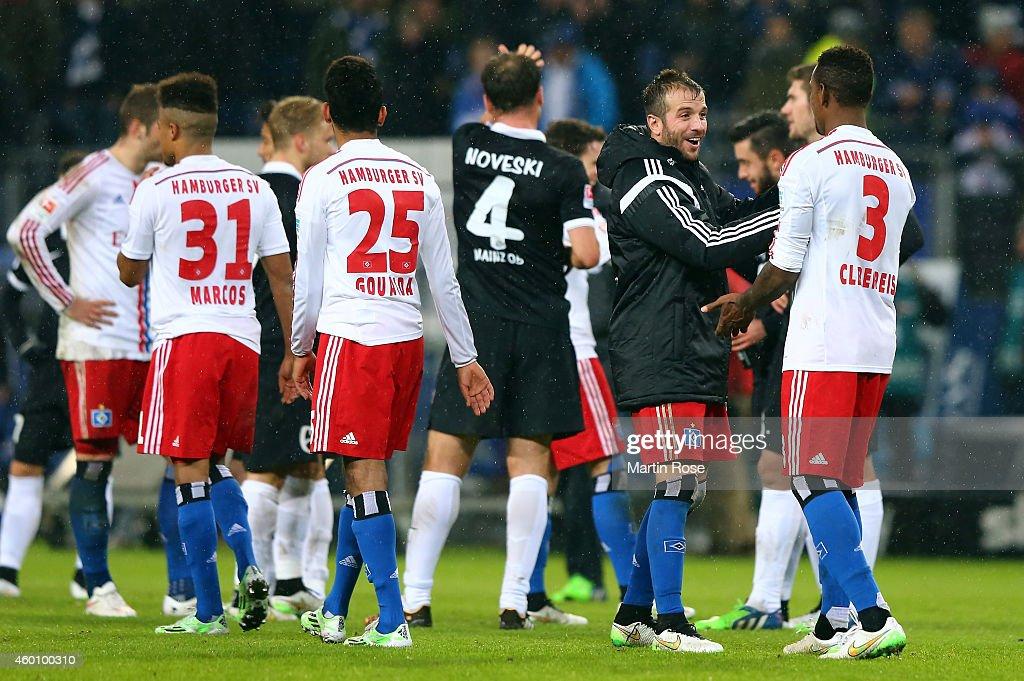 Hamburger SV v 1. FSV Mainz 05 - Bundesliga