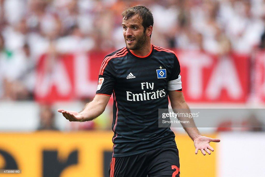 VfB Stuttgart v Hamburger SV - Bundesliga : News Photo
