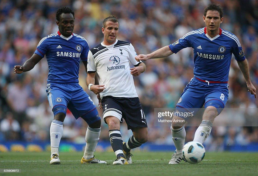 Soccer - Barclays Premier League - Chelsea v Tottenham Hotspur : News Photo