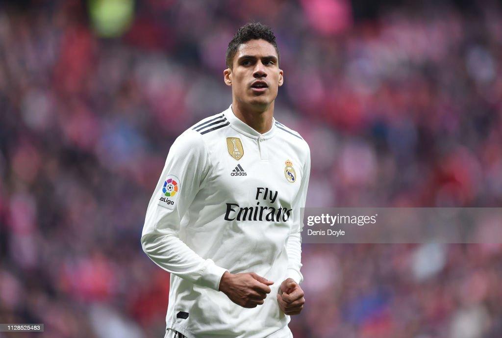 Club Atletico de Madrid v Real Madrid CF - La Liga : News Photo