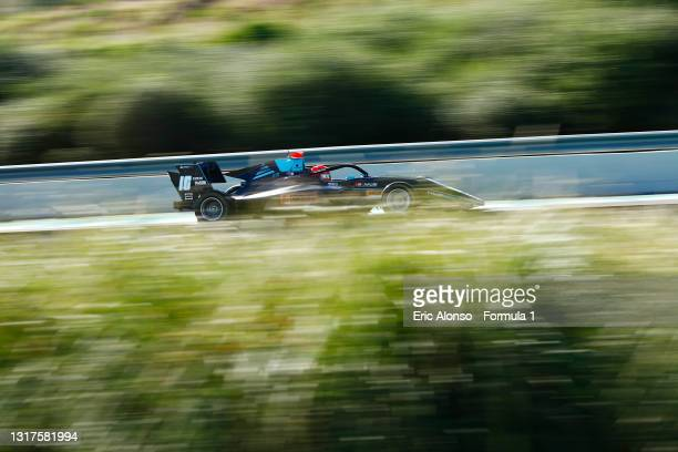 Rafael Villagomez of Mexico and HWA Racelab drives at Circuito de Jerez on May 12, 2021 in Jerez de la Frontera, Spain.