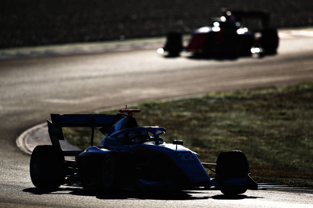 ESP: Formula 3 Testing in Jerez - Day 1