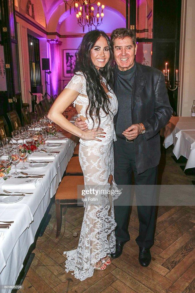 Wedding Of Jack White And Rafaella Slyusareva : News Photo