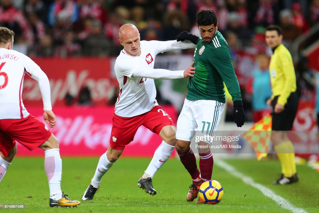 Poland v Mexico: International Friendly : News Photo