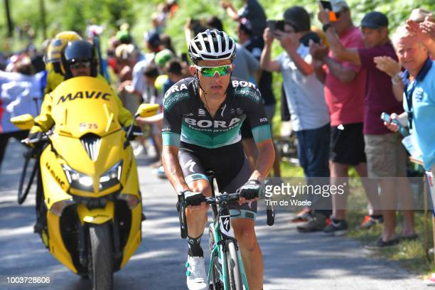 Rafal Majka of Poland and Team Bora Hansgrohe / during the 105th Tour de France 2018, Stage 15 a 181,5km stage from Millau to Carcassonne / TDF / on...