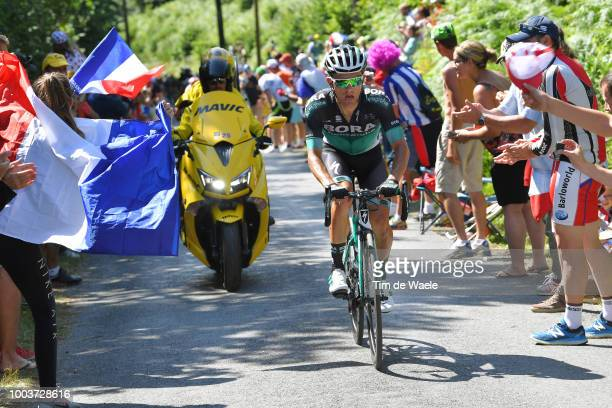 Rafal Majka of Poland and Team Bora Hansgrohe / Fans / Public / during the 105th Tour de France 2018, Stage 15 a 181,5km stage from Millau to...