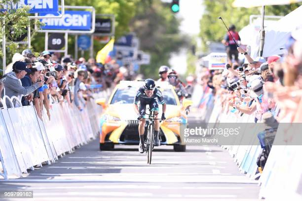 Rafal Majka of Poland and Team BoraHansgrohe rides during stage four of the 13th Amgen Tour of California 2018 San Jose / Morgan Hill a 347 km...