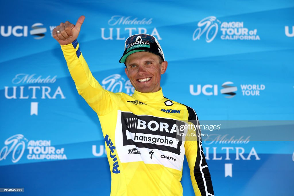 AMGEN Tour of California - Stage 5 Men's: Ontario to Mt. Baldy : ニュース写真