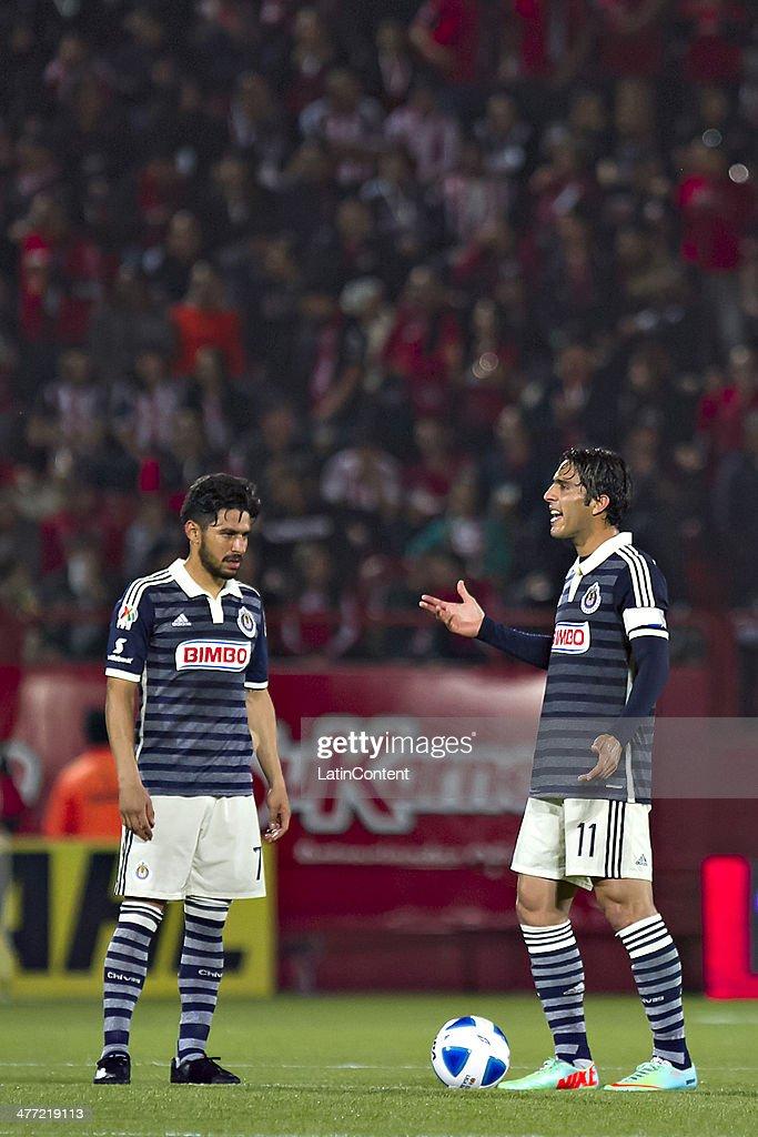 Tijuana v Chivas  - Clausura 2014 Liga MX