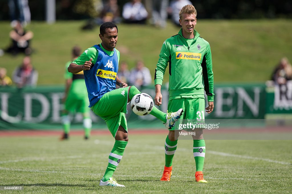 VfL Rhede v Borussia Moenchengladbach - Friendly Match : News Photo