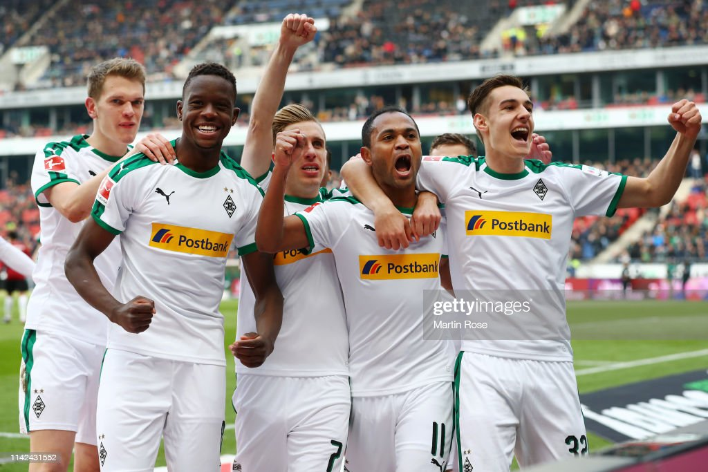 DEU: Hannover 96 v Borussia Moenchengladbach - Bundesliga