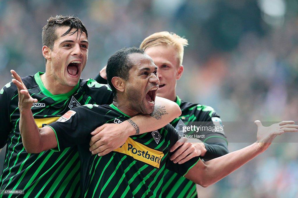 SV Werder Bremen v Borussia Moenchengladbach - Bundesliga : News Photo