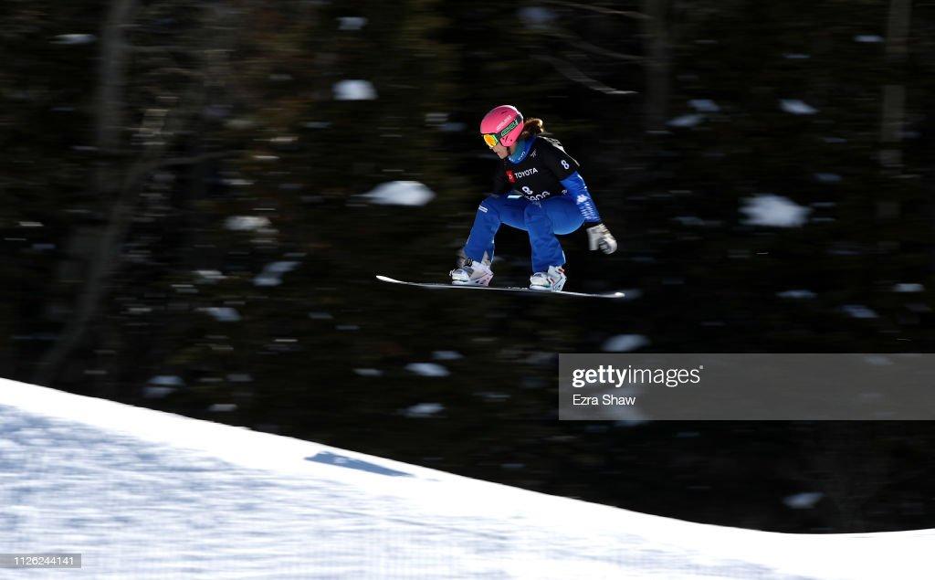 UT: FIS World Snowboard Championships - Previews