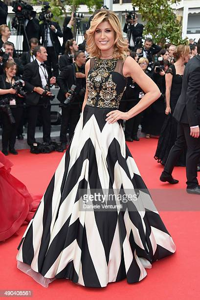 Raffaella Zardo attends the Opening Ceremony and the 'Grace of Monaco' premiere during the 67th Annual Cannes Film Festival on May 14 2014 in Cannes...