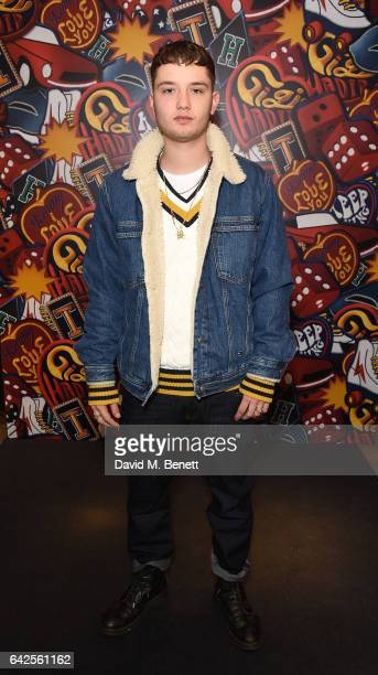 Rafferty Law attends as model Gigi Hadid launches her spring 2017 TommyXGigi capsule collection designed with Tommy Hilfiger at the Tommy Hilfiger...