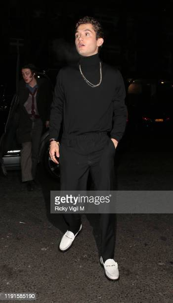Rafferty Law seen attending Fashion Awards afterparty at Laylow on December 02, 2019 in London, England.