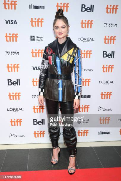 Raffey Cassidy during The Other Lamb photo call during the 2019 Toronto International Film Festival at TIFF Bell Lightbox on September 06 2019 in...