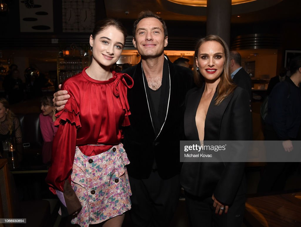 Los Angeles Premiere of Neon's Vox Lux : News Photo