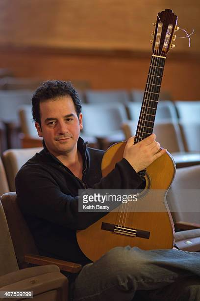 Raffi Altounian who teaches guitar at the Royal Conservatory is making his film debut in the movie Robocop coming out soon He plays guitar in the...