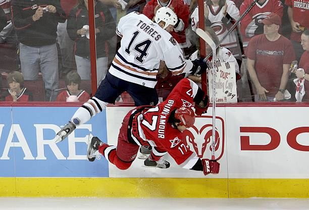 Edmonton Oilers v Carolina Hurricanes: Game 7