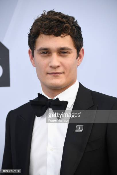 Rafi Gavron attends the 25th Annual Screen ActorsGuild Awards at The Shrine Auditorium on January 27 2019 in Los Angeles California