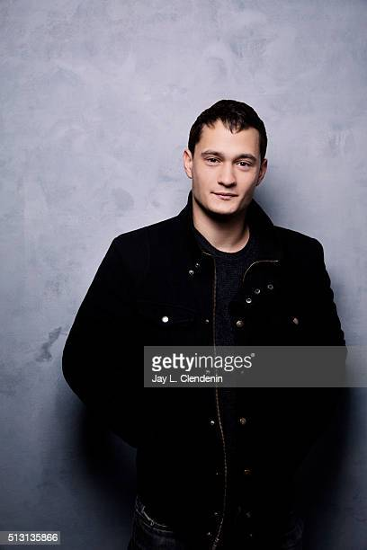 Rafi Gavron Jr of 'The Land' poses for a portrait at the 2016 Sundance Film Festival on January 25 2016 in Park City Utah CREDIT MUST READ Jay L...