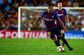 rafinha during week la liga match