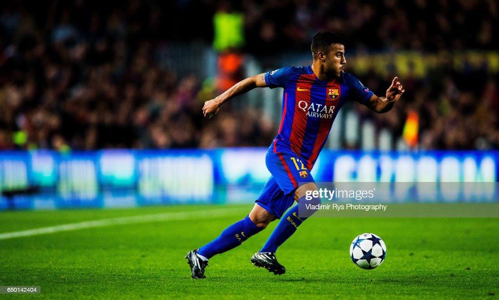 FC Barcelona v Paris Saint-Germain - UEFA Champions League Round of 16: Second Leg : ニュース写真