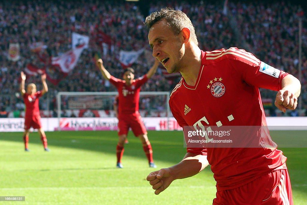 FC Bayern Muenchen v 1. FC Nuernberg - Bundesliga : ニュース写真