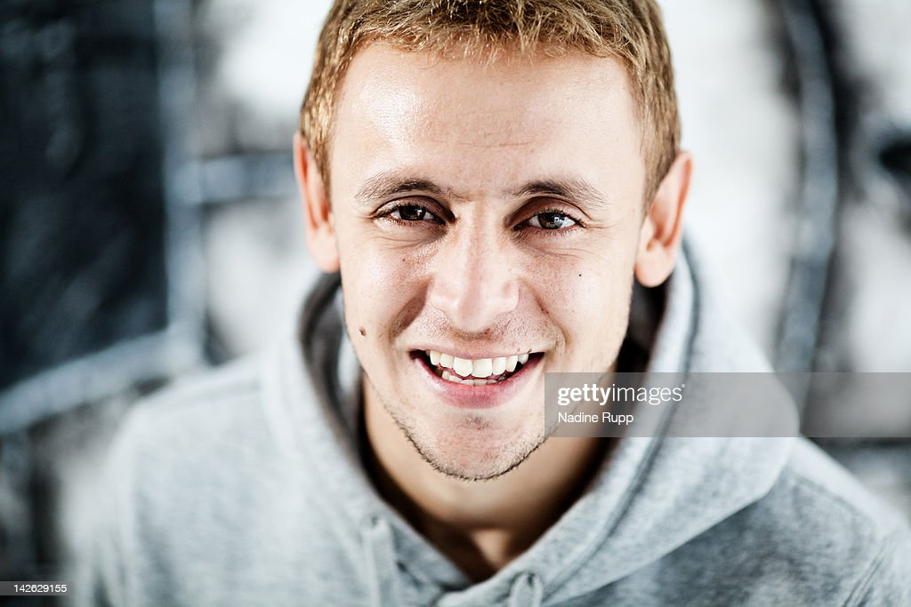 Rafinha, player of football club FC Bayern Muenchen poses during a portrait session on February 19, 2012 in Munich, Germany.