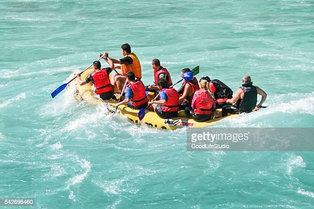 Rafting-Abenteuer