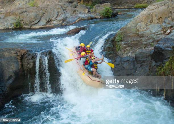 rafting in costa rica - costa rica stock photos and pictures