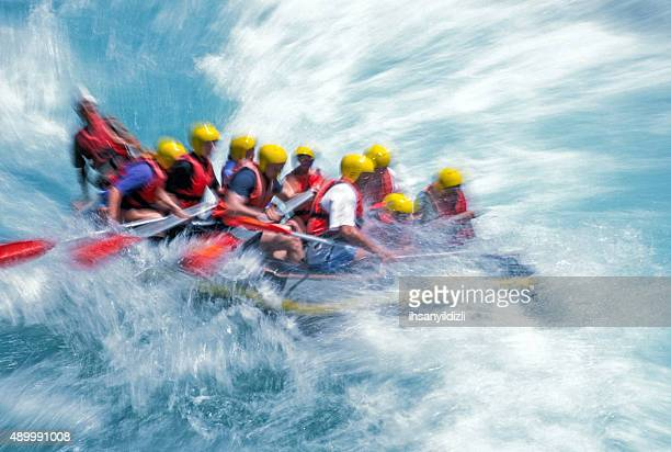 Rafting On Whitewater