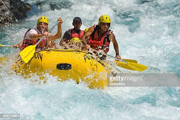 rafting - rafting em águas selvagens - fotografias e filmes do acervo