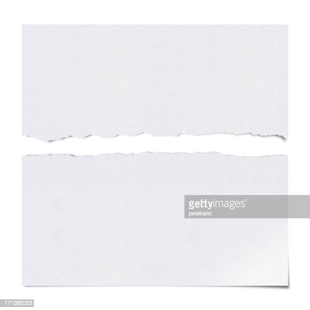 Ragged Livre blanc