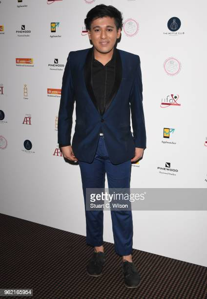 Raghav Tibrewal attends the Arts For India event at BAFTA on May 24 2018 in London England