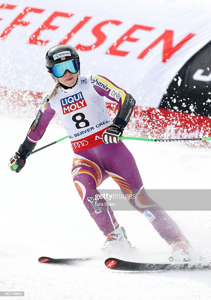 2015 FIS Alpine World Ski Championships - Day 2