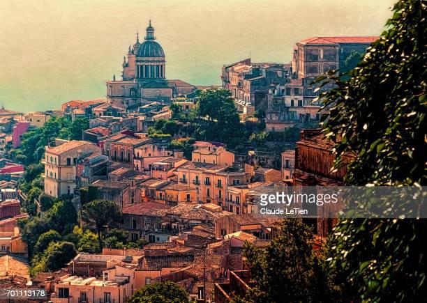 Ragusa Cityscape