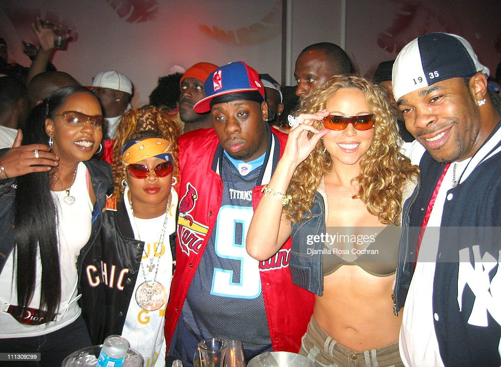 Busta Rhymes's Birthday Party