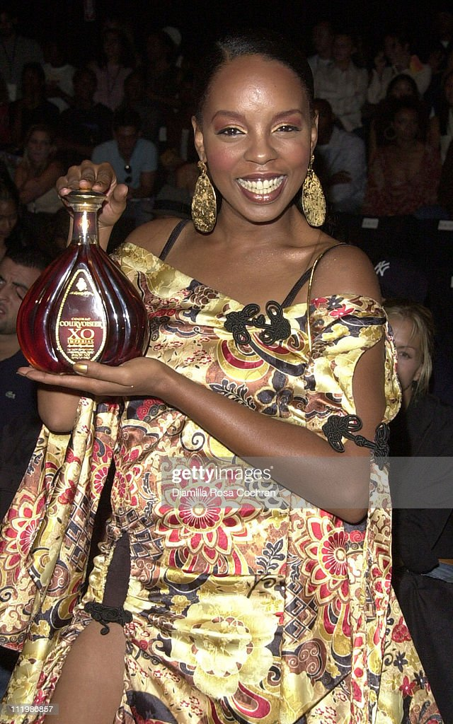 Mercedes-Benz Fashion Week Spring Collections 2003 - Baby Phat - Front Row